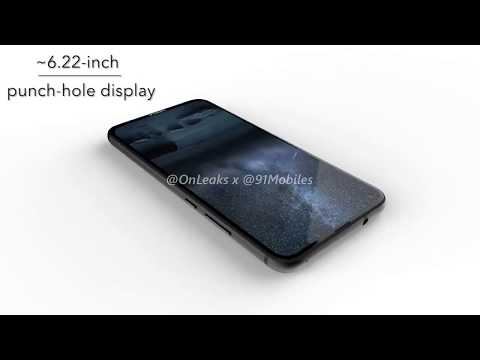 Nokia 8.1 Plus:  360 degree renders EXCLUSIVE