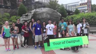 Appalachian State University International Orientation