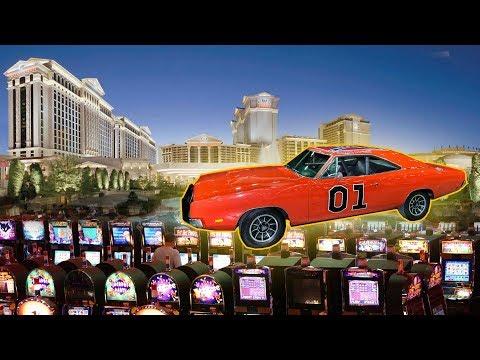 Nebunie In Las Vegas - Cazinouri, Masini, Distractie - 4K