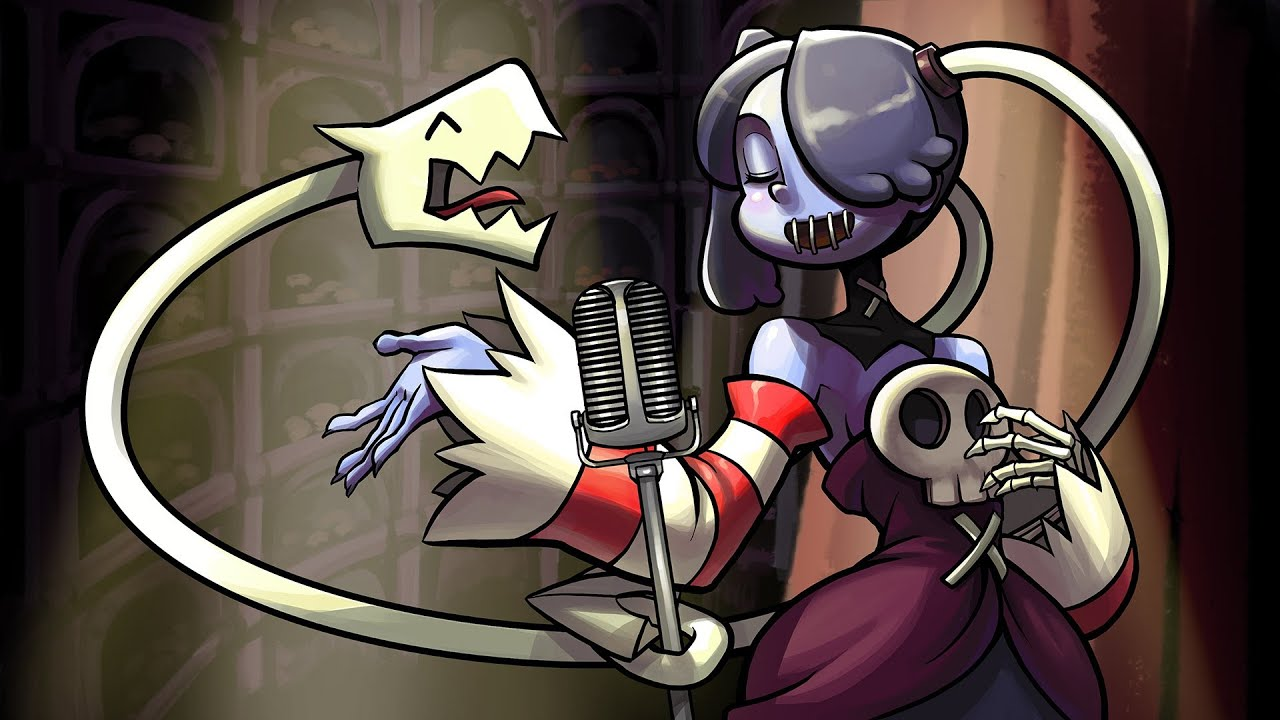 Skullgirls: Squigly Combos (HD) - YouTube