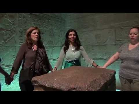 Isis Goddess Sacred Ceremony | Temple Of Isis - Philae | Spiritual Adventure Travel To Egypt