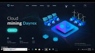 Earn Free Bitcoin | Dayrex | Free Cloud mining - New Cloud Mining 2018