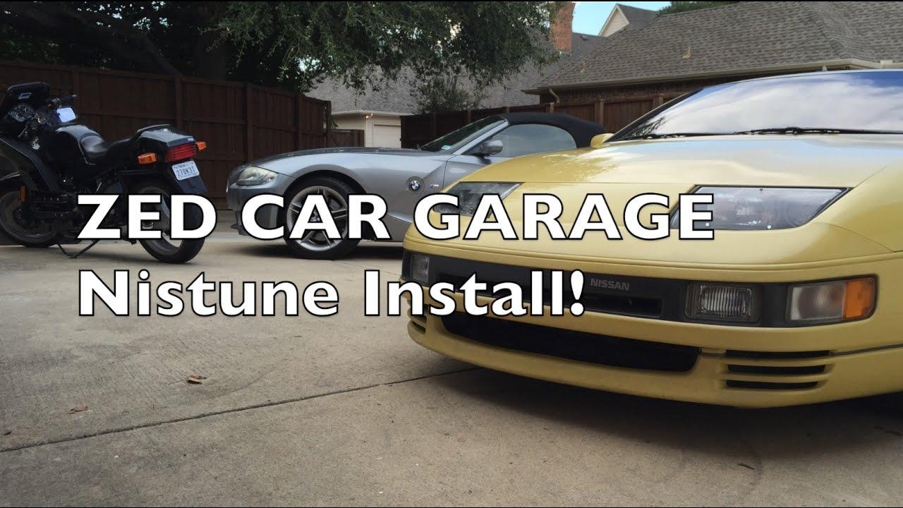 Zed Car Garage S01E03 - Nistune Install