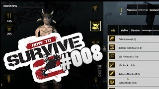 HOW to SURVIVE 2 [Deutsch] #008 - Zombie Tsunami - How to Survive 2 Lets Play  [HD+]