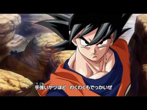 Dragon Ball Kai opening 1