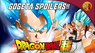 GOGETA SPOILERS LEAKED FOR DRAGONBALL SUPER BROLY MOVIE!!! HYPE TRAIN!!!