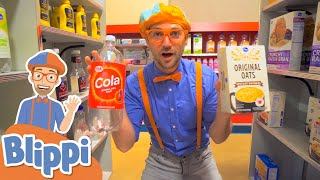 Blippi Visits The Discovery Children's Museum! | Learn For Kids | Educational Videos For Toddlers