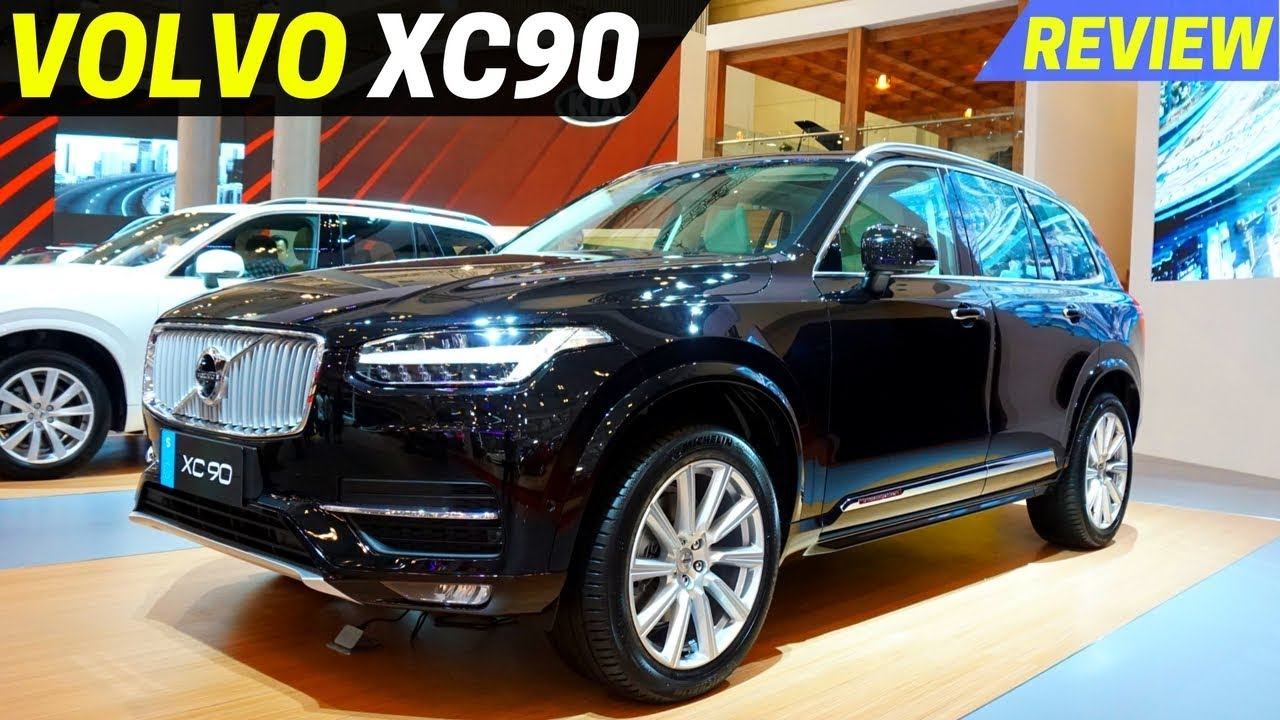 new 2018 volvo xc90 t6 redesign interior exterior first look youtube. Black Bedroom Furniture Sets. Home Design Ideas