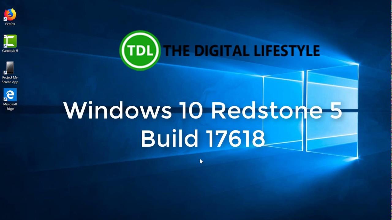 Futur mise à jour de Windows 10 Redstone 5 Maxresdefault