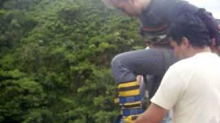 BUNGEE JUMPING.ANDRES GARCIA. DEPORTES EXTREMOS ANTIOQUIA