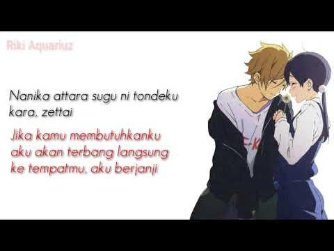 Kana Nishino - Best Friend (Lirik)(Indonesia)COVER Lefty Hand Cream