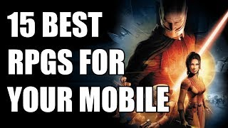 15 Best RPGs For Your Mobile (iOS and Android)