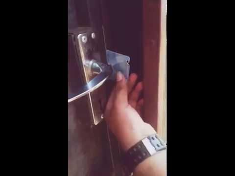 Cara pecah masuk rumah menggunakan card