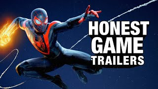 Honest Game Trailers | Marvel