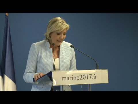 Thumbnail: US Elections: France's far-right leader Marine Le Pen congratulates Donald Trump for his win