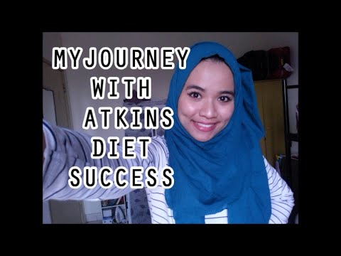 MY JOURNEY WITH ATKINS DIET ~SUCCESS