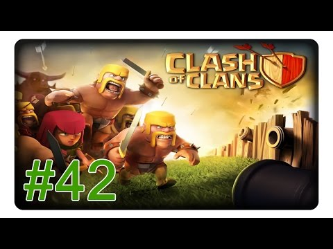 Clash of Clans #42 YAAAAY RH7!! «» Let's Play   Deutsch
