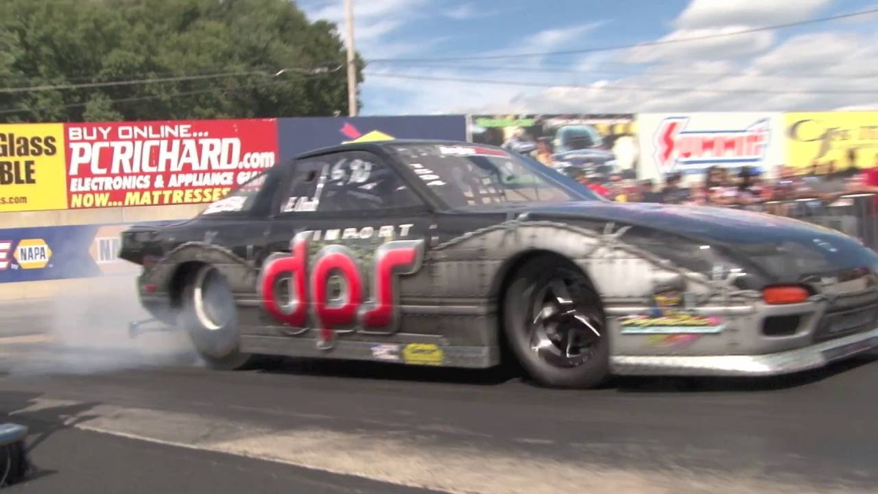 Nyce1S Import Dps Sr20 Powered Sonic Nissan 240Sx Import Domestic Nationals 2016