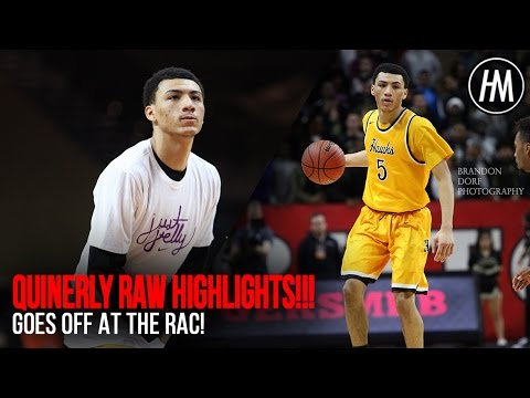 f77ffdef1073 Jahvon Quinerly DOMINATES at the RAC!! 25 in Sectional Final!