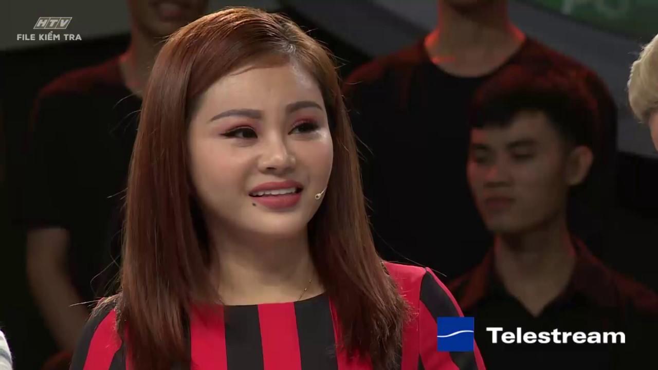 image HTV NHANH NHƯ CHỚP | Lê Giang quyết tâm hạ gục Lâm Khánh Chi | NNC #17 FULL | 28/7/2018