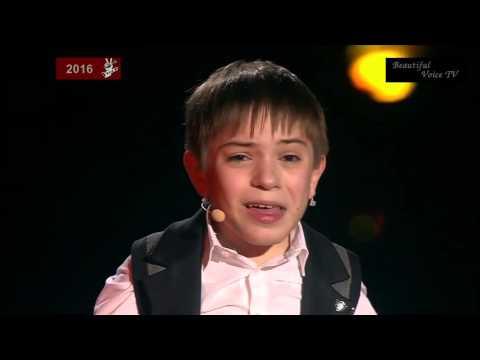 Daniel(Winner).'Я свободен'.The Voice Kids Russia 2016.