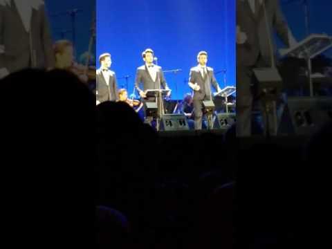 Nessun dorma from Turandot Il Volo Las Vegas Live