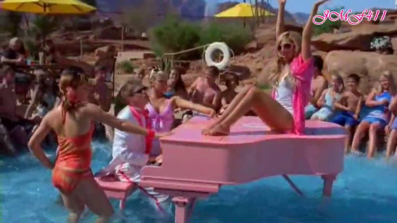 High School Musical 2 Hsm2 Fabulous By Ashley Tisdale Music Lyrics Part Ii Youtube