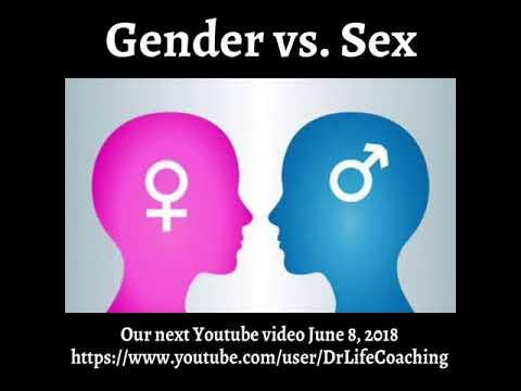 sex vs gender video