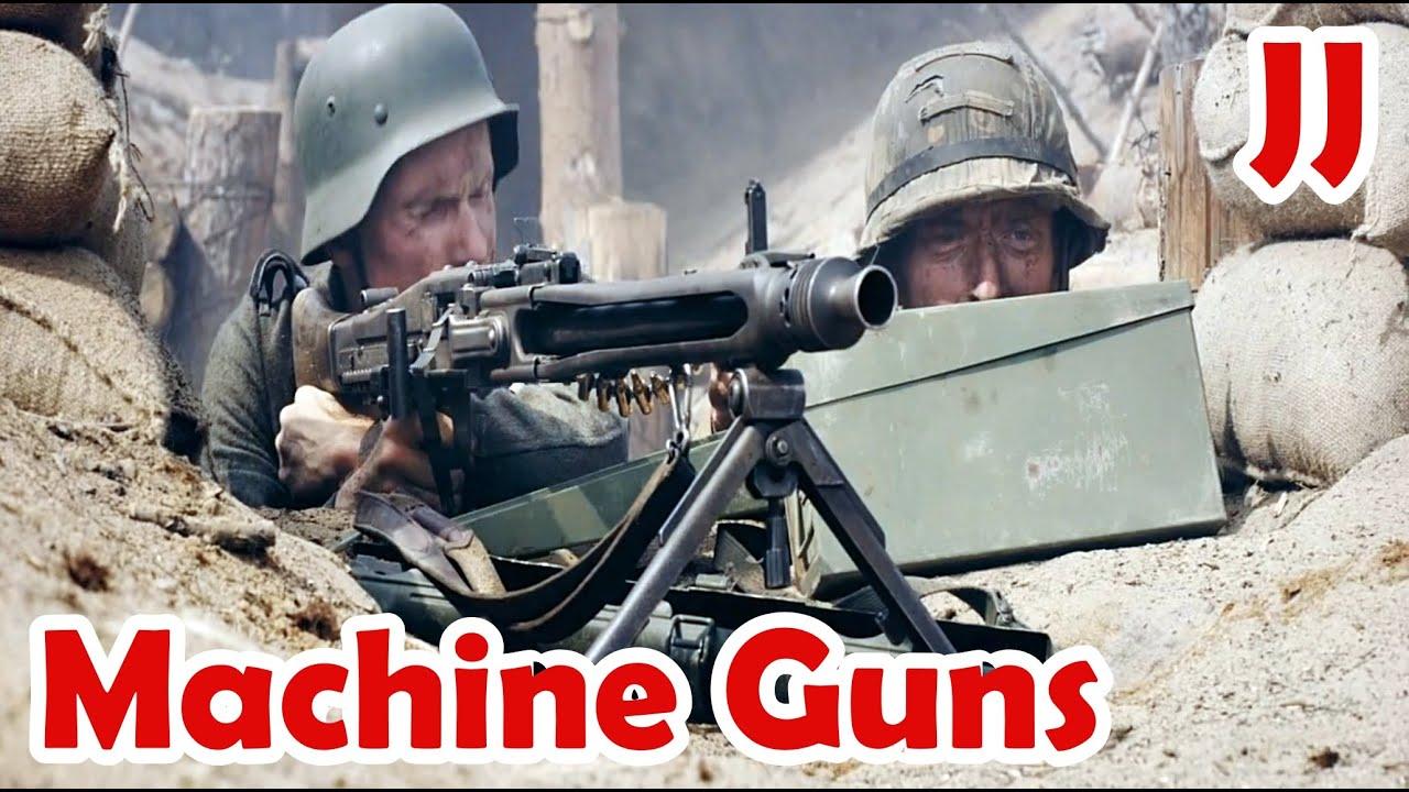 Download German WW2 Machine Guns on Film - Commentated