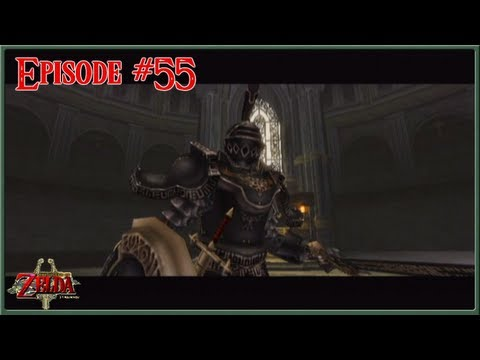 The Legend of Zelda: Twilight Princess - The Darknut & Dominion Rod - Episode 55