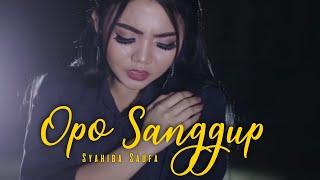 Download lagu Syahiba Saufa Opo Sanggup MP3