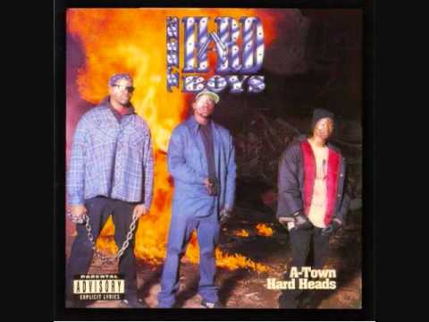 The Hard Boys - Street Mutha Fuckas 1991 (True Atlanta Gangsta Classic)