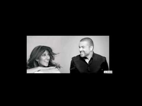 GEORGE MICHAEL and Celine Dion