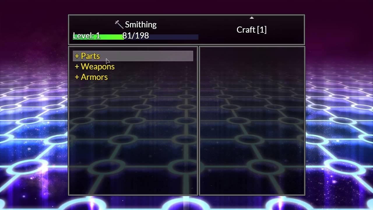 Crafting - Completed Scripts/Plugins/etc  - RPG Maker