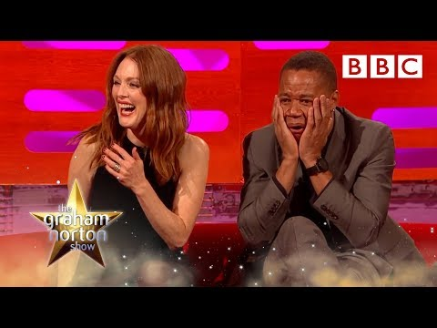 Embarrassing Autocorrect Moments | The Graham Norton Show - BBC
