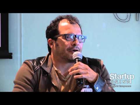 Ali Partovi (Code.org, iLike, LinkExchange) at Startup Grind San Francisco