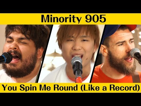 Dead or Alive - You Spin Me Round (Like A Record) | Pop-Punk / Rock Cover by Minority 905