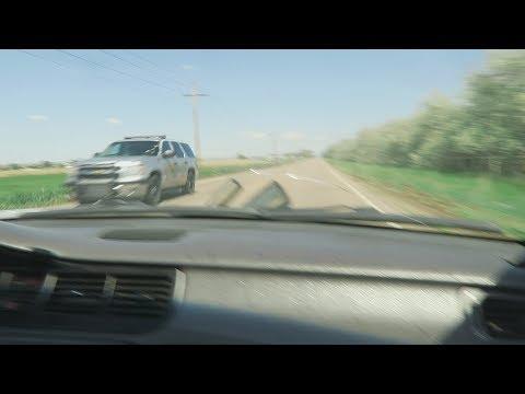 Turbo Civic Goes 140mph Past Cop!