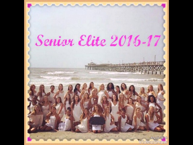 Cheer Extreme Senior Elite 2016-17 music