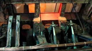 "Пробный пуск машины на пароходе ""К.М.Станюкович"" (extended)"