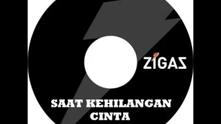 Video Zigaz - Saat Kehilangan Cinta (Official Lyric Video) download MP3, 3GP, MP4, WEBM, AVI, FLV November 2017