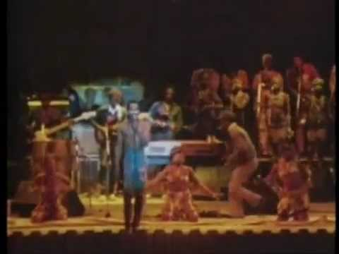 Fela Kuti live in England, 1984   Teacher Don't Teach Me Nonsense