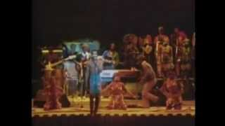 Fela Kuti live in England, 1984   Teacher Don