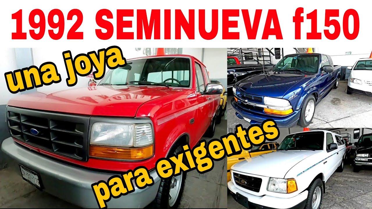 camionetas en venta BUENAS Y BONITAS pickup trucks precios autos mercado libre ford nissan chevrolet