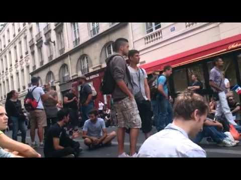 Mouvement 14 Juillet - Place Edouard HERRIOT
