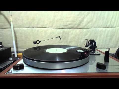 Ian Dury - Sex & Drugs & Rock & Roll - Thorens TD 165 - Ortofon OM10