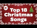 TOP 18 Christmas Songs and Carols Playlist 2017 🎅