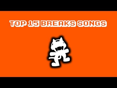 Top 15 Breaks Songs on Monstercat