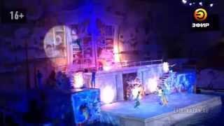 В новогодние каникулы казанцы смогут увидеть водное шоу Марии Киселевой