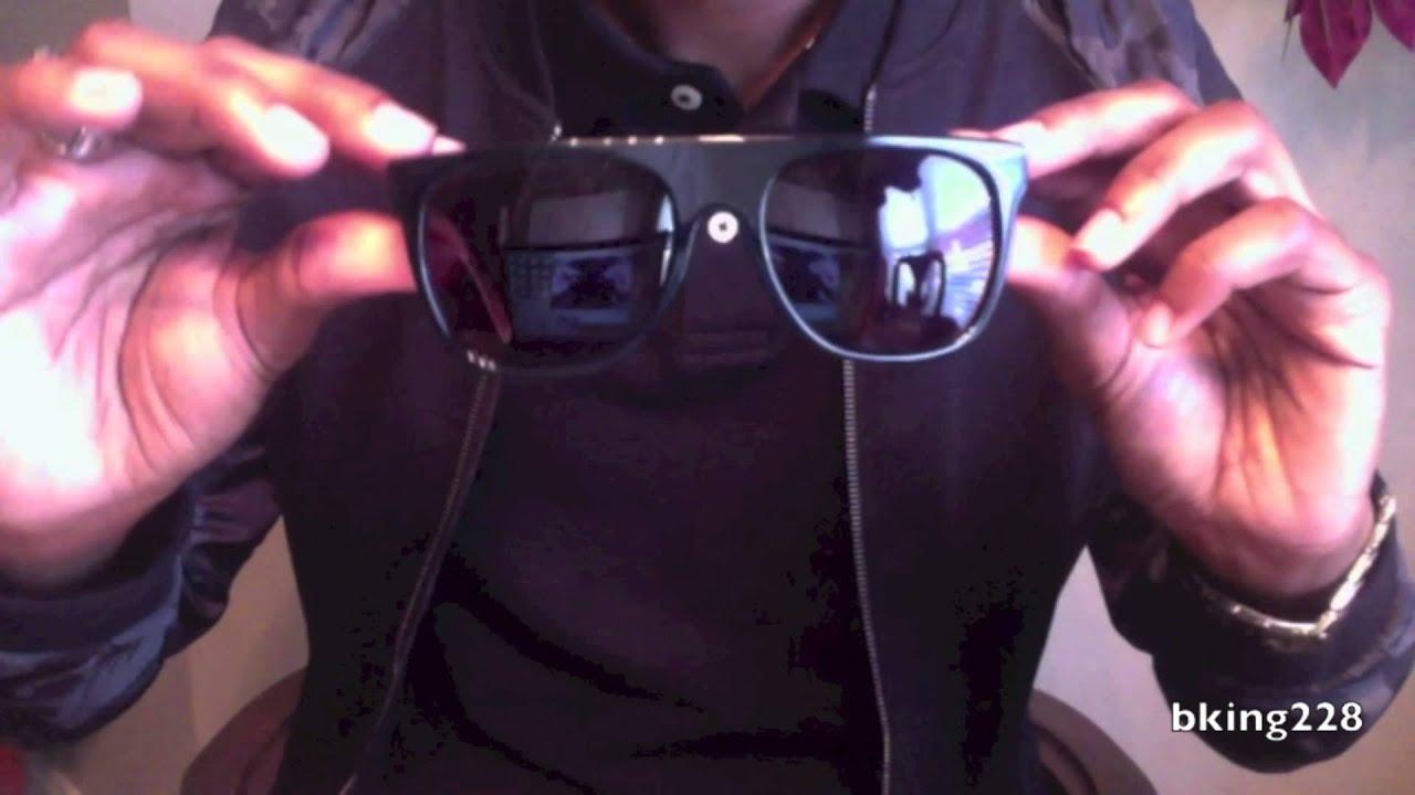 fb3c670c4f78 SUPER by Retrosuperfuture   Burberry Sunglasses - YouTube